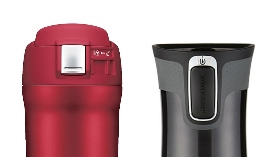 Contigo West Loop VS Zojirushi SM-YAE48