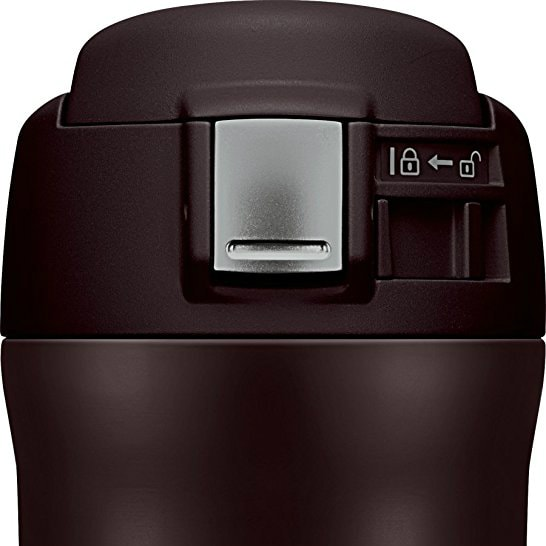 Zojirushi dark cocoa travel mug